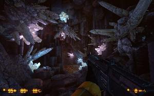 Кристаллическая пещера